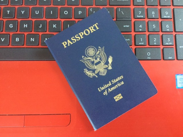 my passport pic